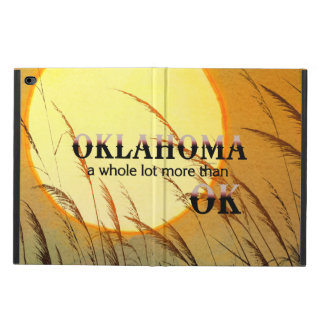 TEE Oklahoma Powis iPad Air 2 Case