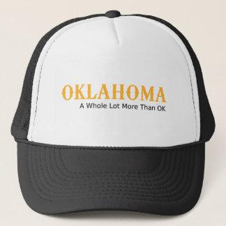 TEE Oklahoma Trucker Hat
