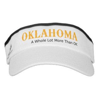 TEE Oklahoma Visor