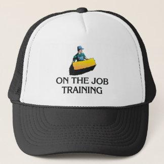 TEE On The Job Training Trucker Hat
