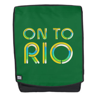 TEE On To Rio Backpack