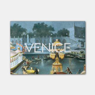 TEE On to Venice Post-it Notes