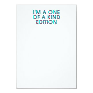 TEE One of a Kind Card