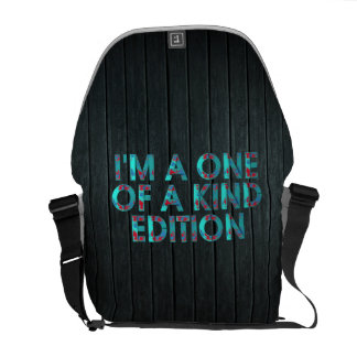 TEE One of a Kind Edition Courier Bag