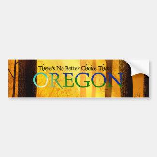 TEE Oregon Bumper Sticker