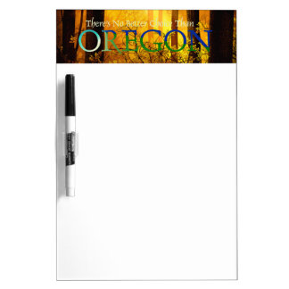 TEE Oregon Dry Erase Board