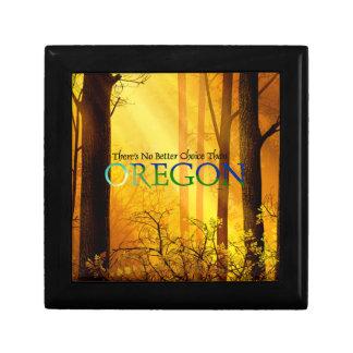 TEE Oregon Keepsake Box