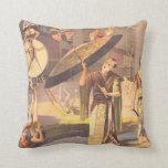 TEE Orient Circus Pillows