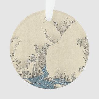 TEE Orient Snow Ornament