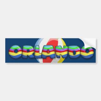 TEE Orlando Bumper Sticker