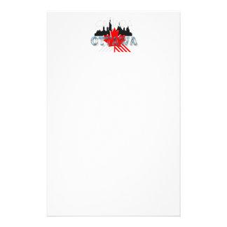 TEE Ottawa Stationery