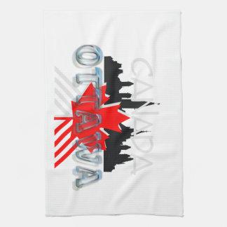 TEE Ottawa Towel
