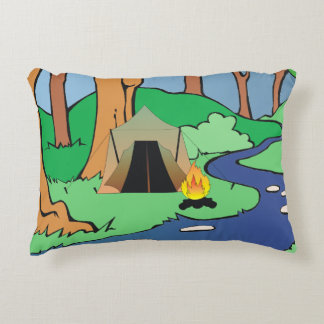 TEE Outdoors Bound Accent Pillow
