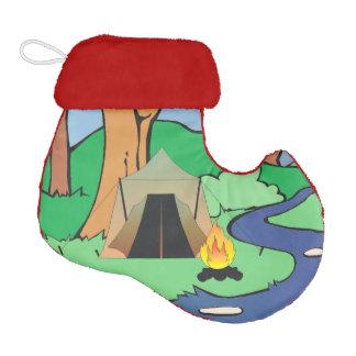 TEE Outdoors Bound Elf Christmas Stocking
