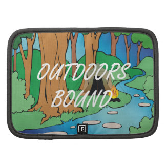 TEE Outdoors Bound Folio Planners