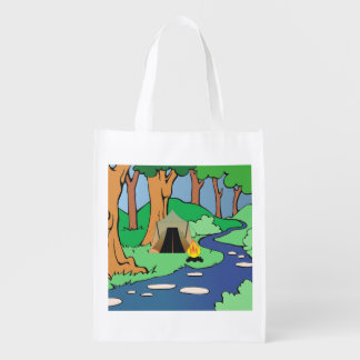 TEE Outdoors Bound Grocery Bag