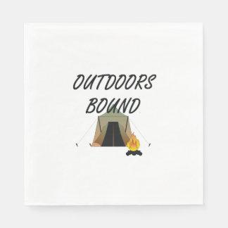 TEE Outdoors Bound Paper Napkin