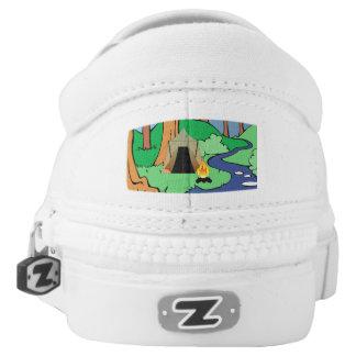 TEE Outdoors Bound Slip-On Sneakers