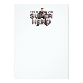 TEE Own Superhero Card