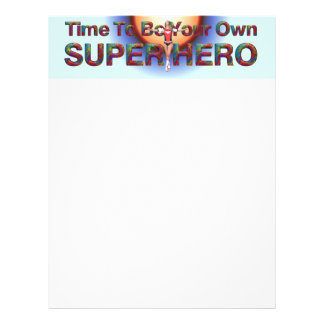 TEE Own Superhero Flyer