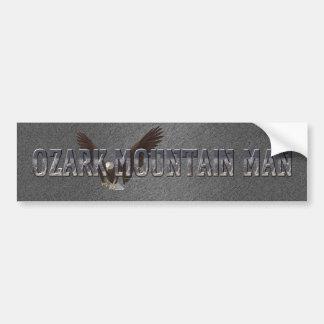 TEE Ozark Mountain Man Bumper Sticker