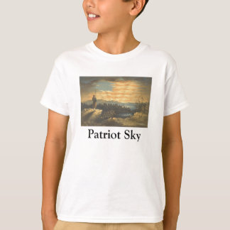 TEE Patriotic Sky