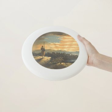 USA Themed TEE Patriotic Sky Wham-O Frisbee