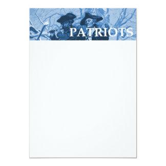 TEE Patriots Card