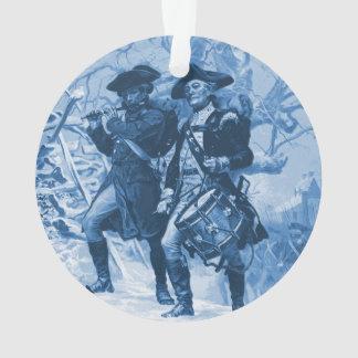 TEE Patriots Ornament