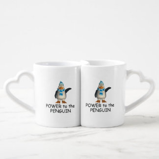 TEE Penguin Power Coffee Mug Set