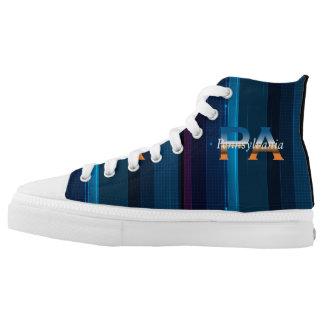 TEE Pennsylvania High-Top Sneakers