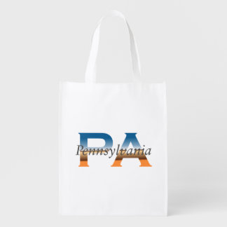 TEE Pennsylvania Reusable Grocery Bag
