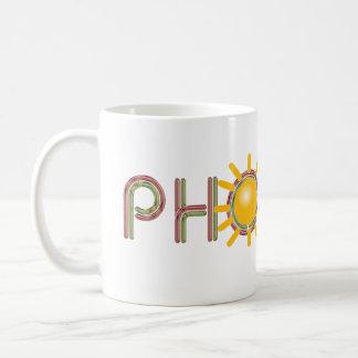 TEE Phoenix Coffee Mugs