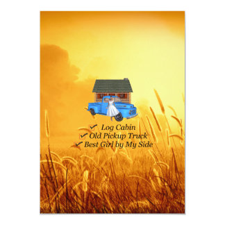 TEE Pickup Slogan Card