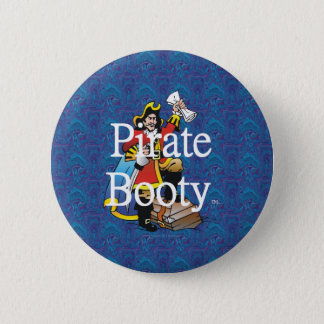TEE Pirate Booty Pinback Button