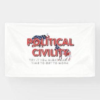TEE Political Civility Banner