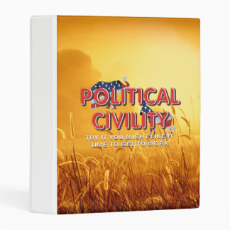 TEE Political Civility Mini Binder