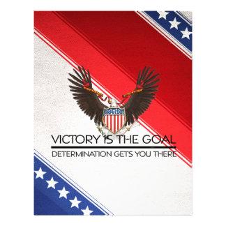 TEE Political Victory Slogan Flyer