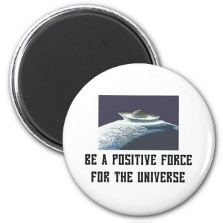 TEE Positive Force 2 Inch Round Magnet