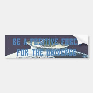 TEE Positive Force Car Bumper Sticker