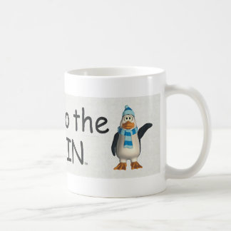 TEE Power to the Penguin Coffee Mug