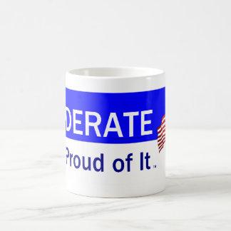 TEE Proud Moderate Classic White Coffee Mug