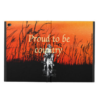 TEE Proud to be Country Powis iPad Air 2 Case