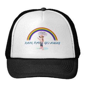 TEE Rain Go Away Trucker Hat