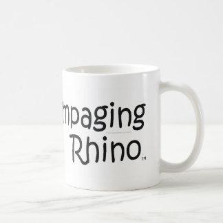 TEE Rampaging Rhino Coffee Mug