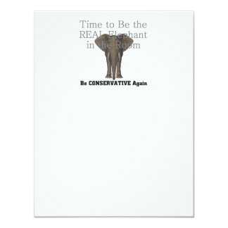 TEE Real Elephant Card
