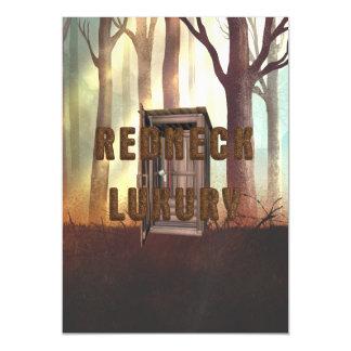 TEE Redneck Luxury Magnetic Card
