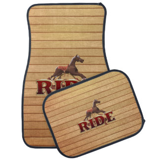 TEE Ride Car Mat