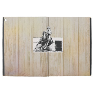 TEE Rodeo Cowgirl iPad Pro Case