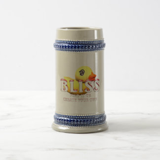 TEE Rubber Ducky Bliss Beer Stein